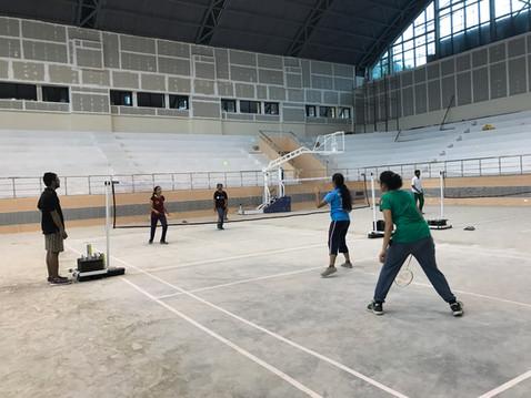 Welcome Badminton Tournament 2017