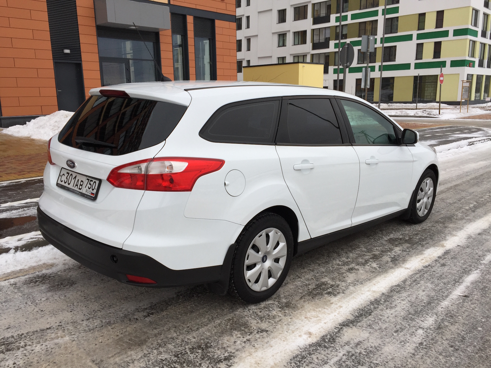 Ford Focus 1,6 MT
