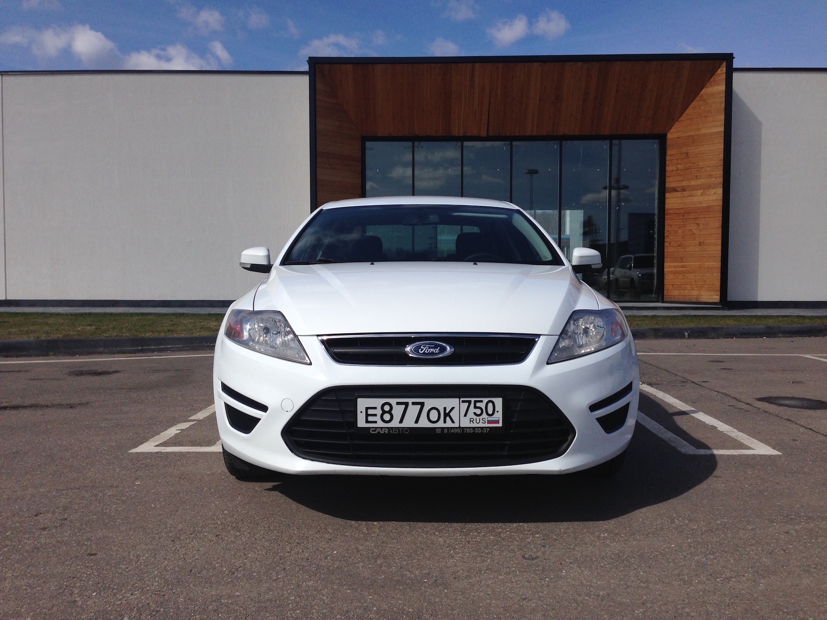 Ford Mondeo 1,6 MT