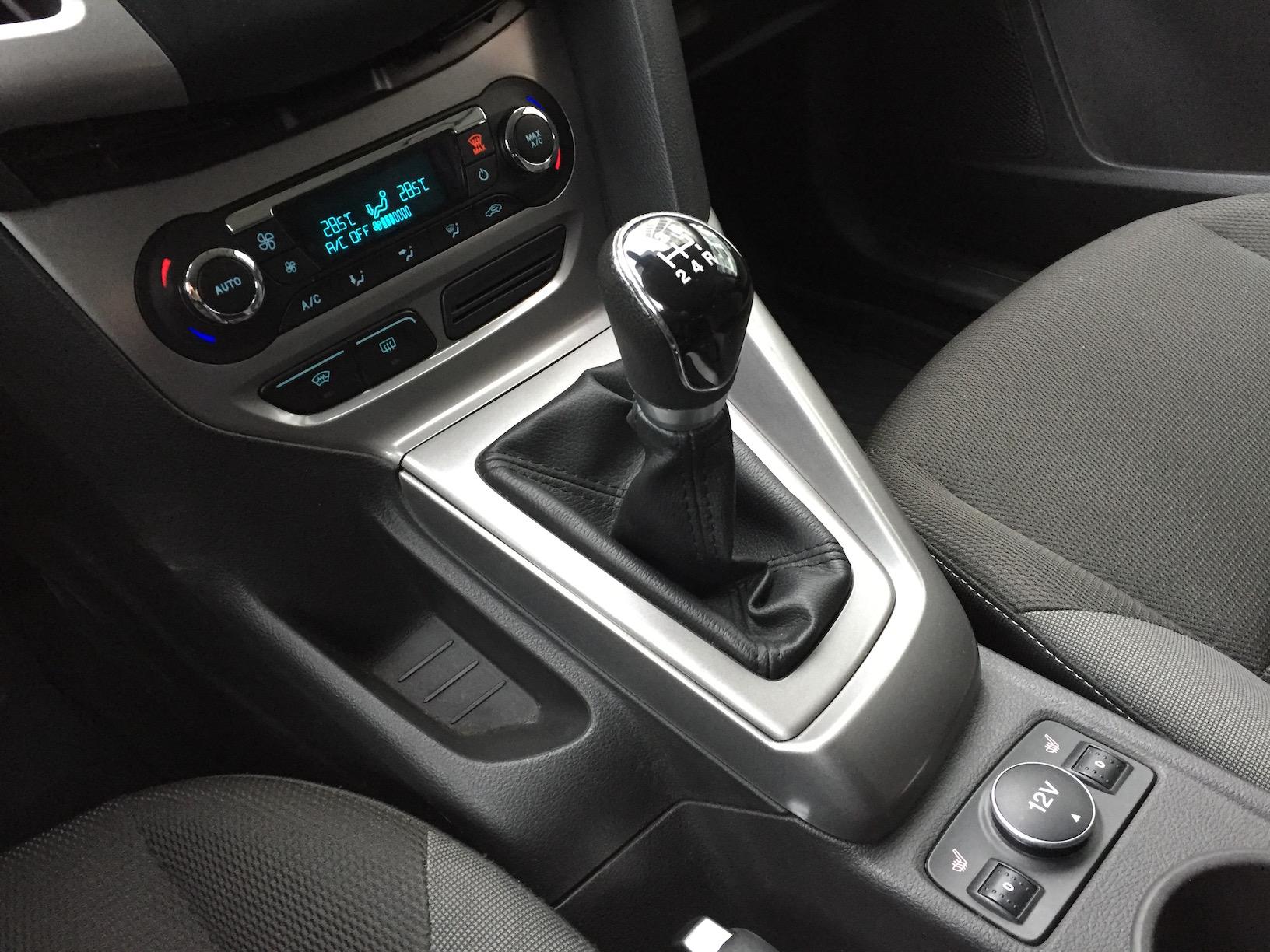 Ford Focus 1,6 MT