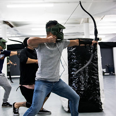 Paintball+helmets+archery+tag+Manchester
