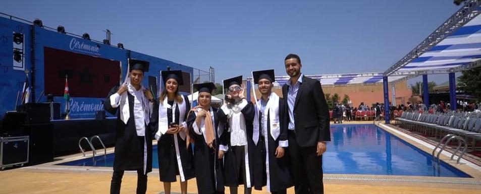 Evenement de remise des diplomes 2019 de l'ENCG