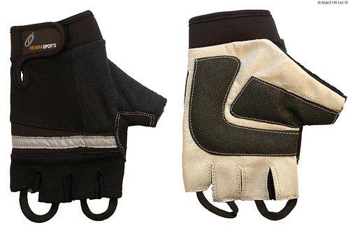 Revara Sports Glove Black - x small