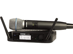 Cordless Handheld Microphone
