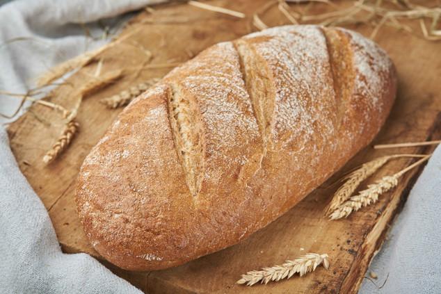 Хліб житній на камені