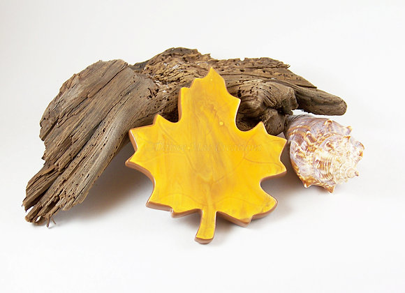 Harvest Leaf Coasters