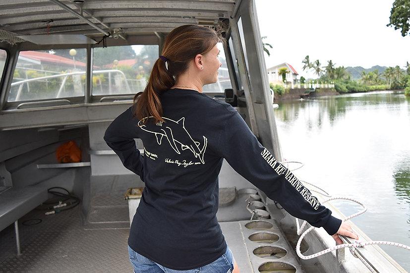 Valerie Reef Shark LS