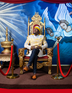 St. Michael Throne