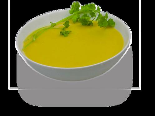 VELOUTÉ aux 5 COURGES a la citronelle