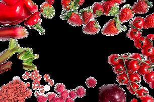 insalata di fragole e pomodori al bar davi aprilia
