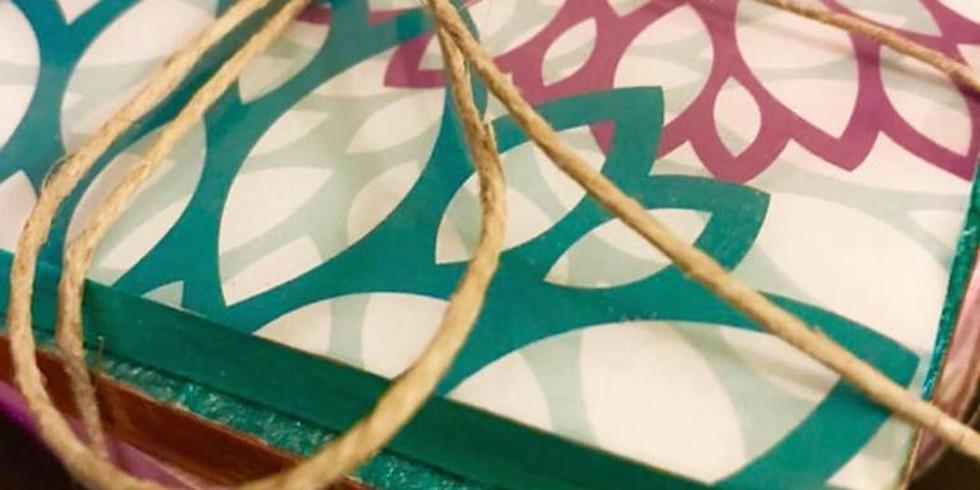 Art Resin Coasters
