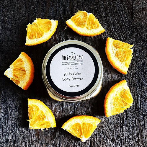 All Is Calm Body Butter