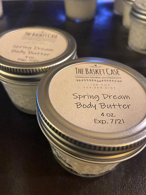 Spring Dream Body Butter