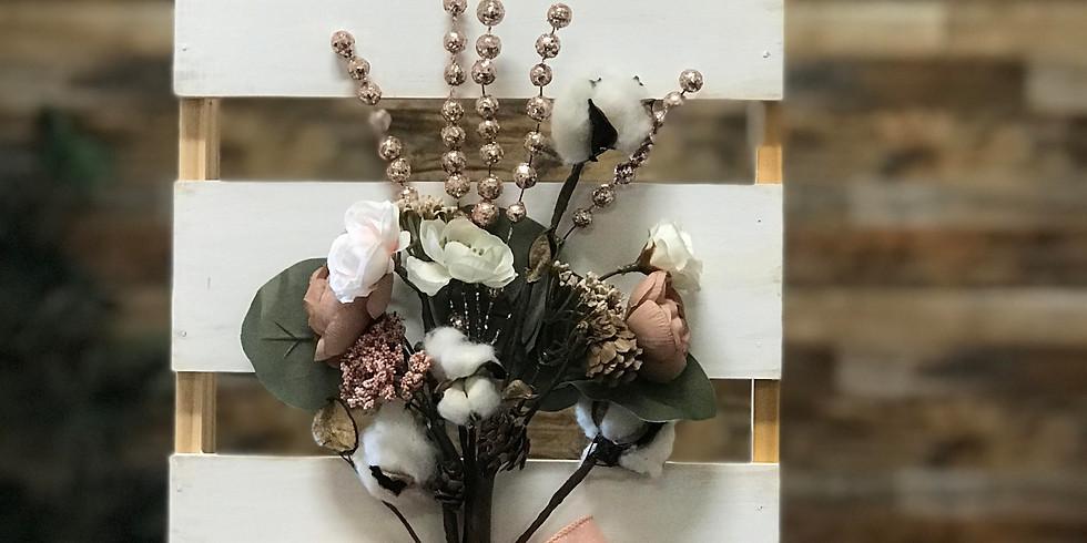 Pallet Bouquet
