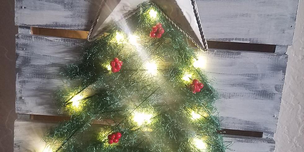 Christmas String Art $35