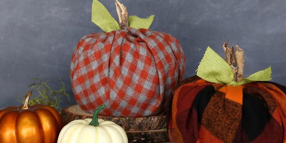 Pumpkin Diffuser class by Mindy Hall