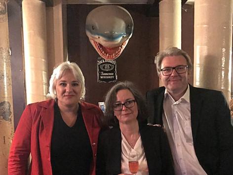 Marc Jan Eumann und Carolin Kirsch