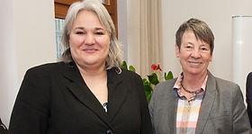 Treffen mit Bundesumweltministerin Dr. Barbara Hendricks