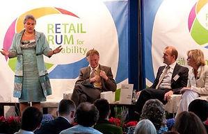 Jahrestreffen des Retail Forms 2010