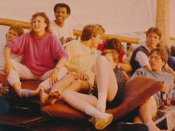 1986 Abi Abschlussfahrt