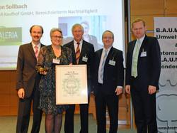 2010 BAUM Umweltpreis