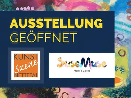 offenes Atelier - Rundgang KunstSzene Nettetal