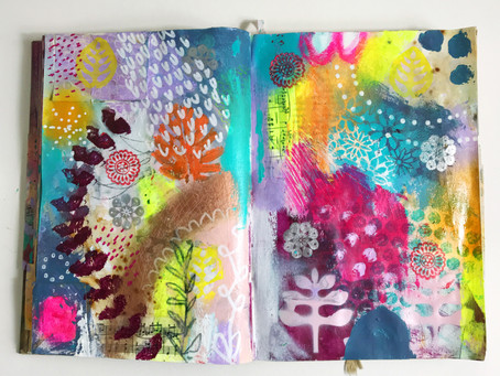 Art Journal - mein Kunst Buch