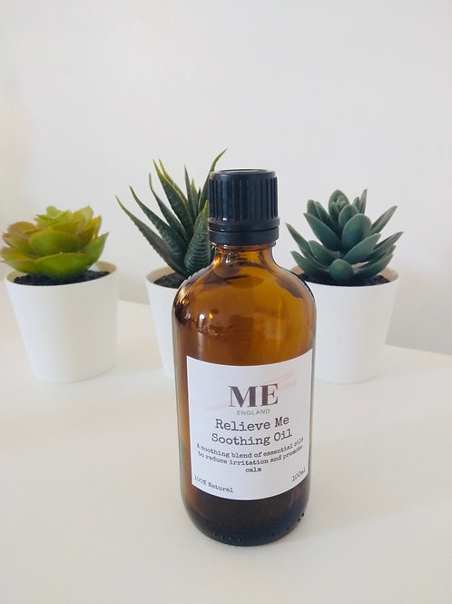 Relieve Me Soothing Oil 100ml