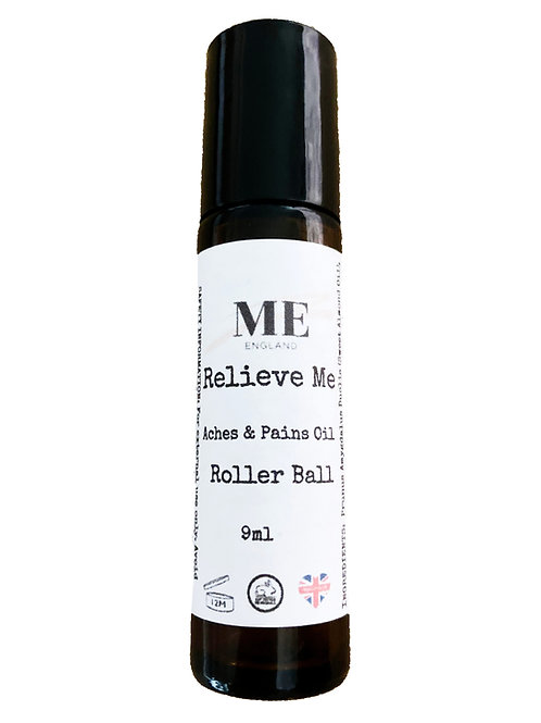 Relieve Me Aches & Pains Oil Roller Ball