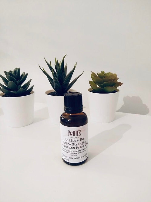 Relieve Me Extra Strength Aches Pains Oil 30ml