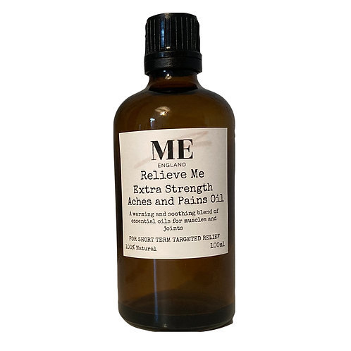 Relieve Me Extra Strength Aches & Pains Oil 100ml