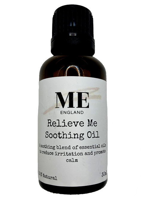 Relieve Me Soothing Oil