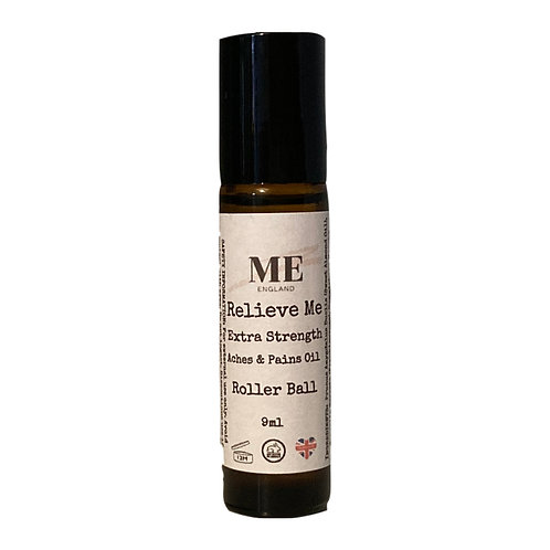 Relieve Me Extra Strength Aches Pains Oil Roller Ball