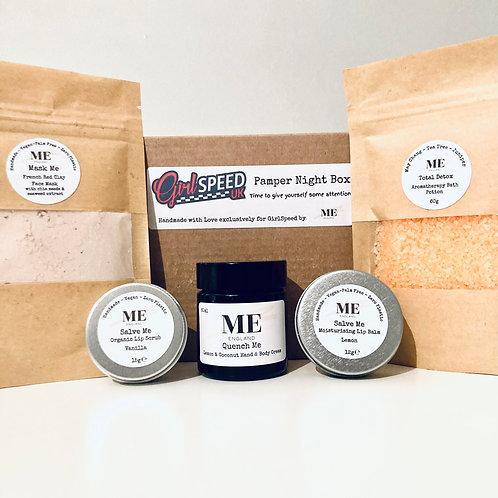GirlSpeed Exclusive Pamper Night Gift Box