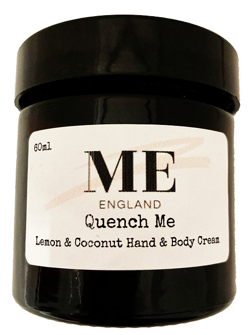 Quench Me Lemon & Coconut Hand & Body Cream