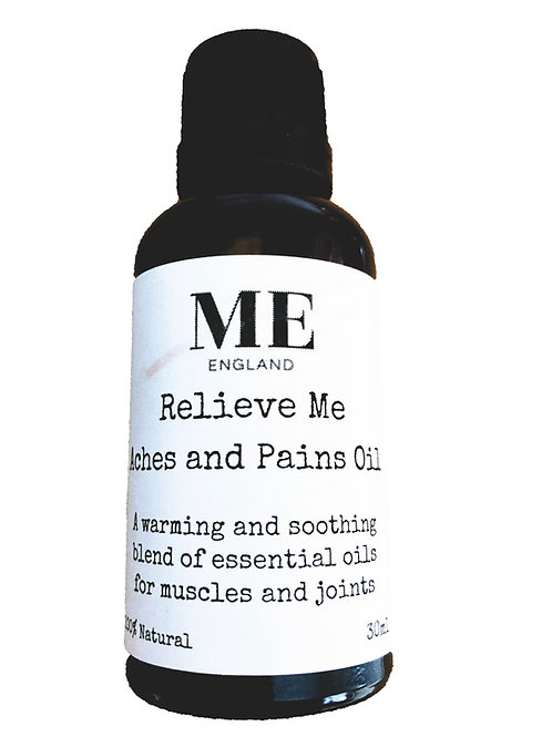 Relieve Me Aches &  Pains Oil
