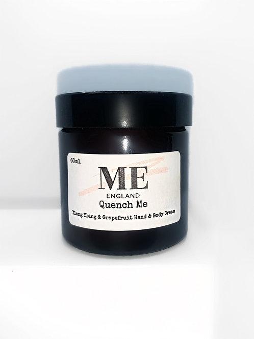 Quench Me Ylang Ylang & Grapefruit Hand & Body Cream