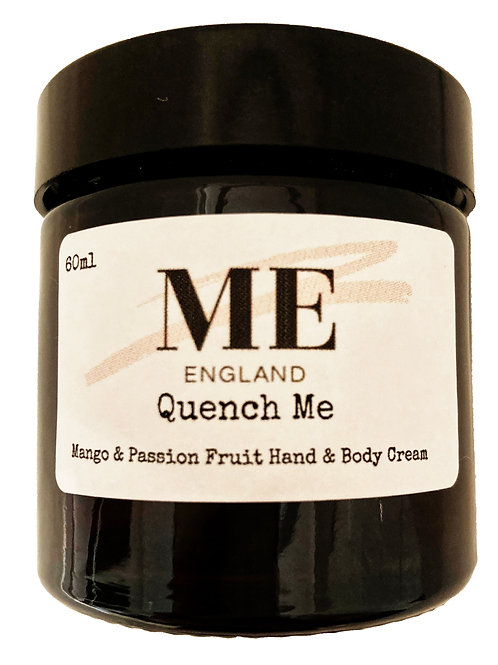 Quench Me Mango & Passion Fruit  Hand & Body Cream