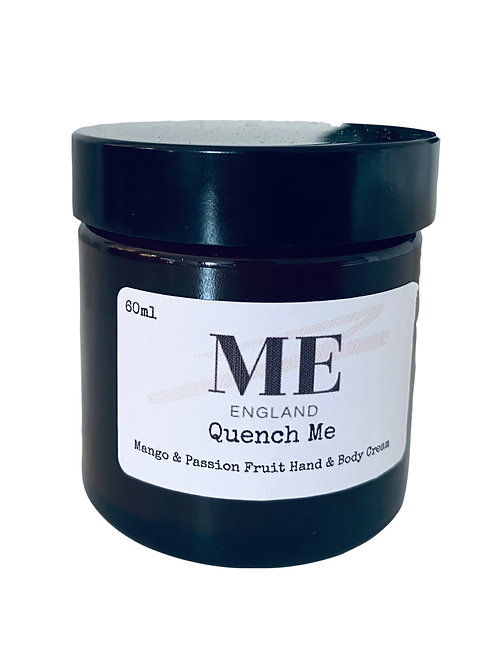 Quench Me Mango & Passion Fruit  Hand & Body Cream