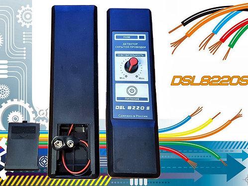 Детектор скрытой проводки DSL8220S