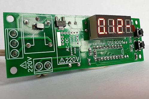 DSL8201 таймер от 1 сек до 16,5 час