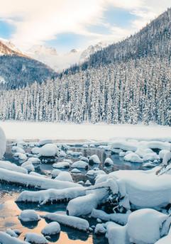 Joffre Lake, Alberta