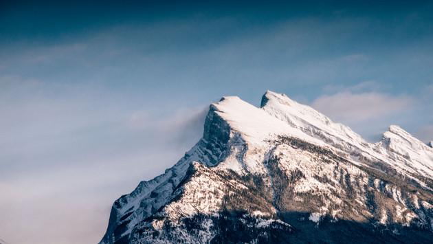 Hungabee Mountain, Alberta