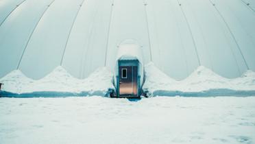 Temporary Dome
