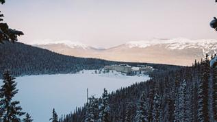 Louise Lake, Alberta