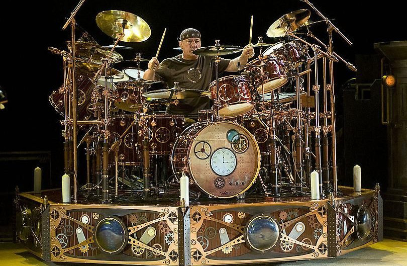 We're Only Immortal...For A Limited Time - Neil Peart - 1952-2020