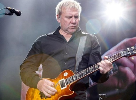 That Time I Met Alex Lifeson Through a Chain Link Fence - This Kind of Thing Only Happens to Me