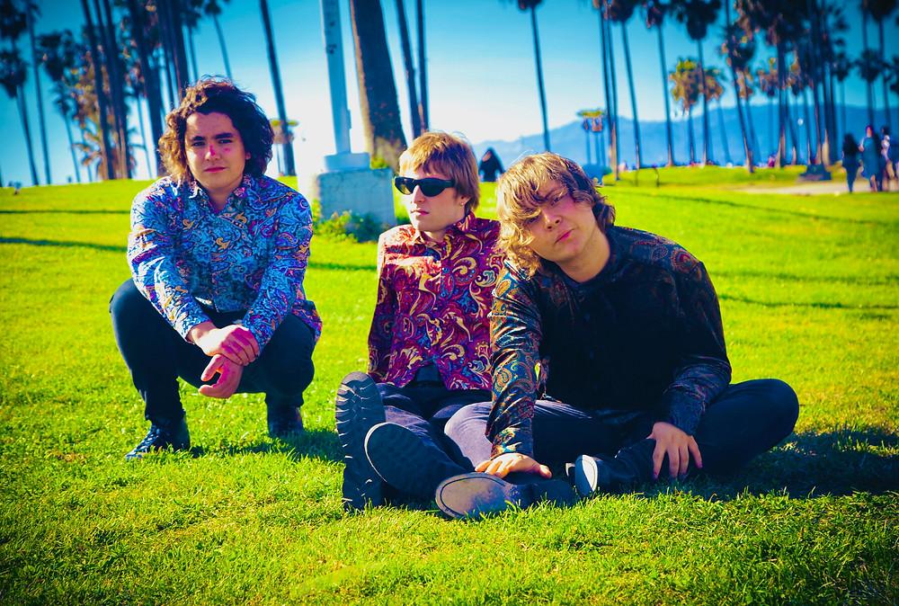 Photo shoot in LA
