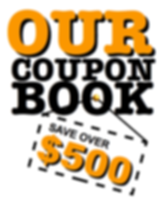 OUR COUPON BOOK