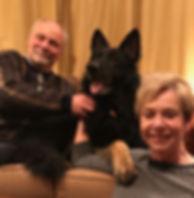 Archie's Adoption Photo